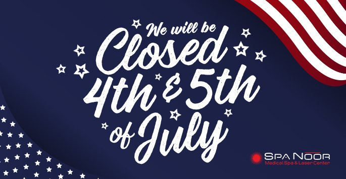 , Closed July 4th & July 5th